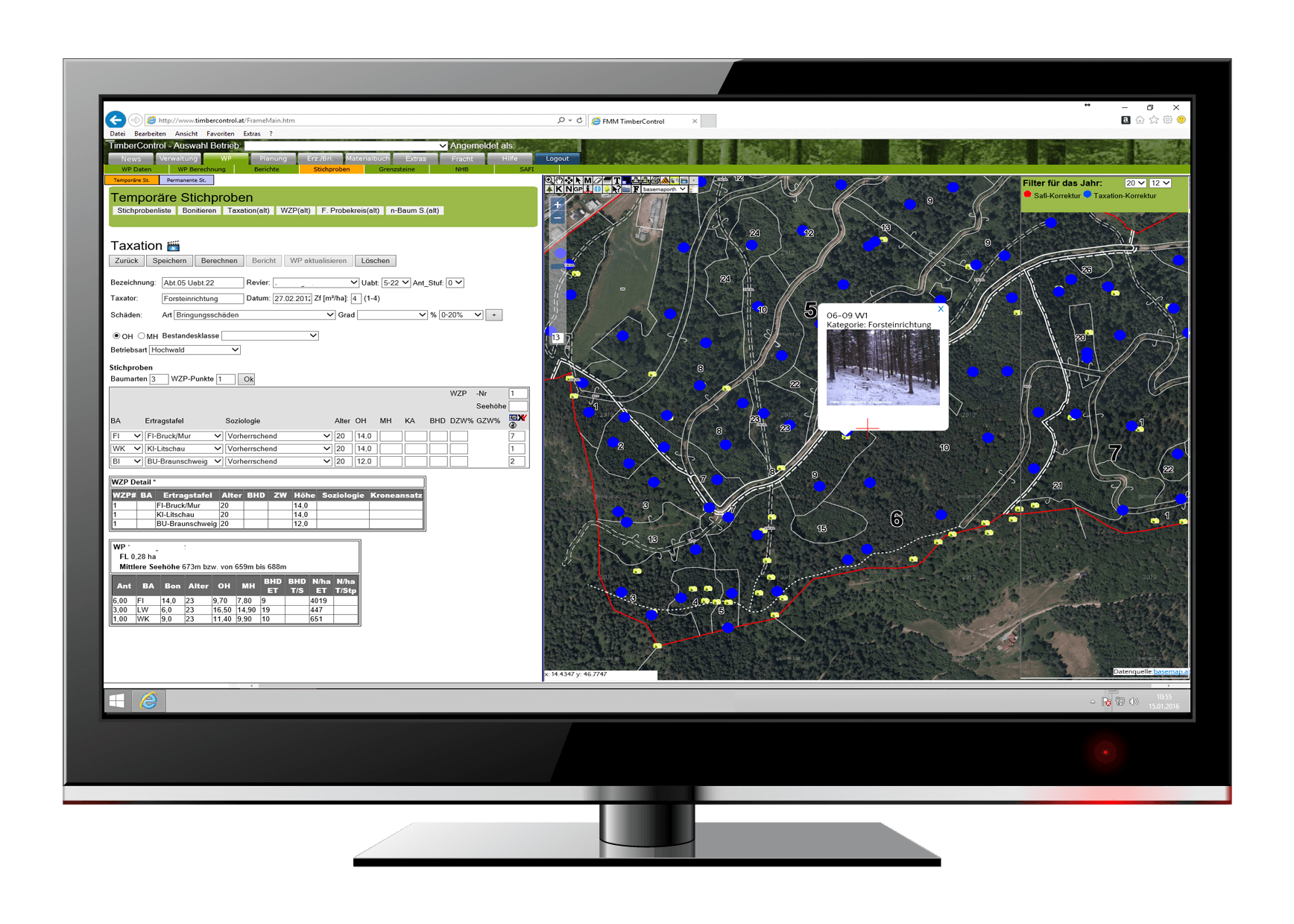 Web mapping software forest mapping management for Building mapping software
