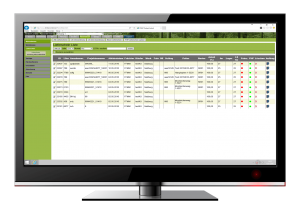Use our comprehensive base data module. A multitude of interfaces enable the simple import of different data sources.