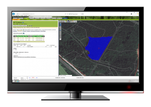 Request land registry and cadastral data. Manage and arrange landmarks, usage data and usage regulations neatly. Display point samples and request all taxation data recorded by ForestMobile.